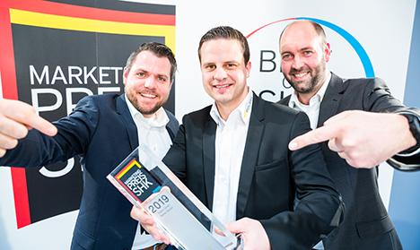 SHK Marketingpreis Gewinner Solera GmbH