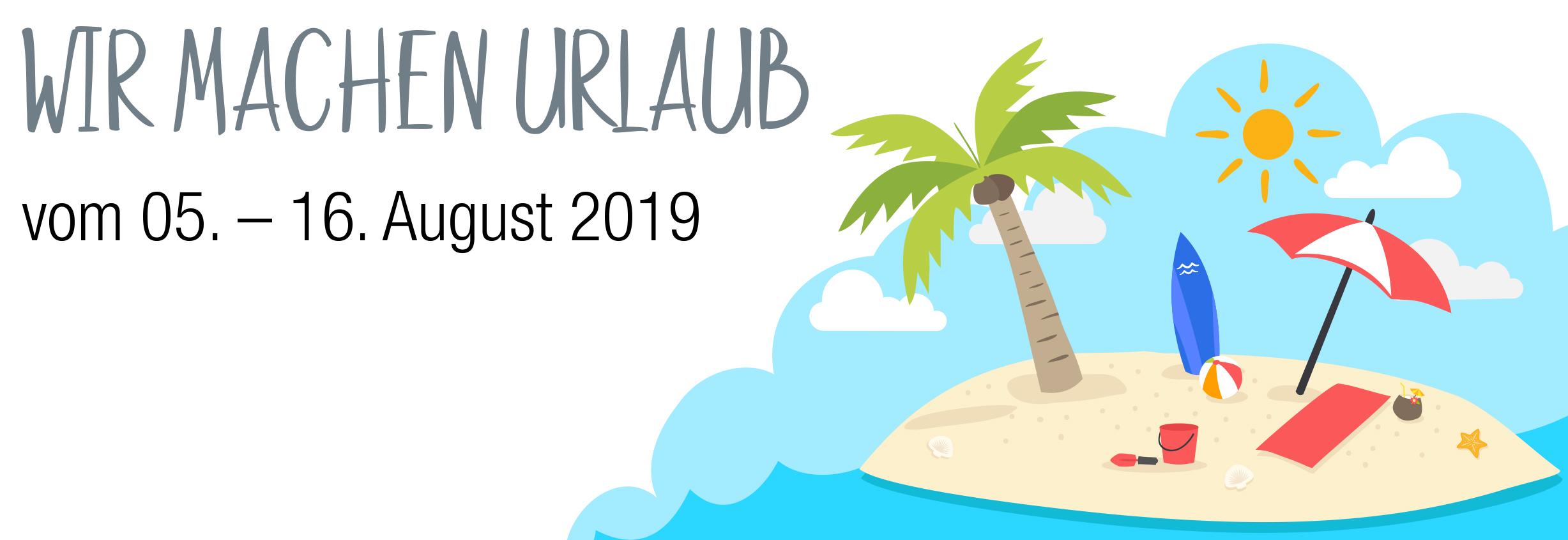 Holding Sommer Urlaub 2019
