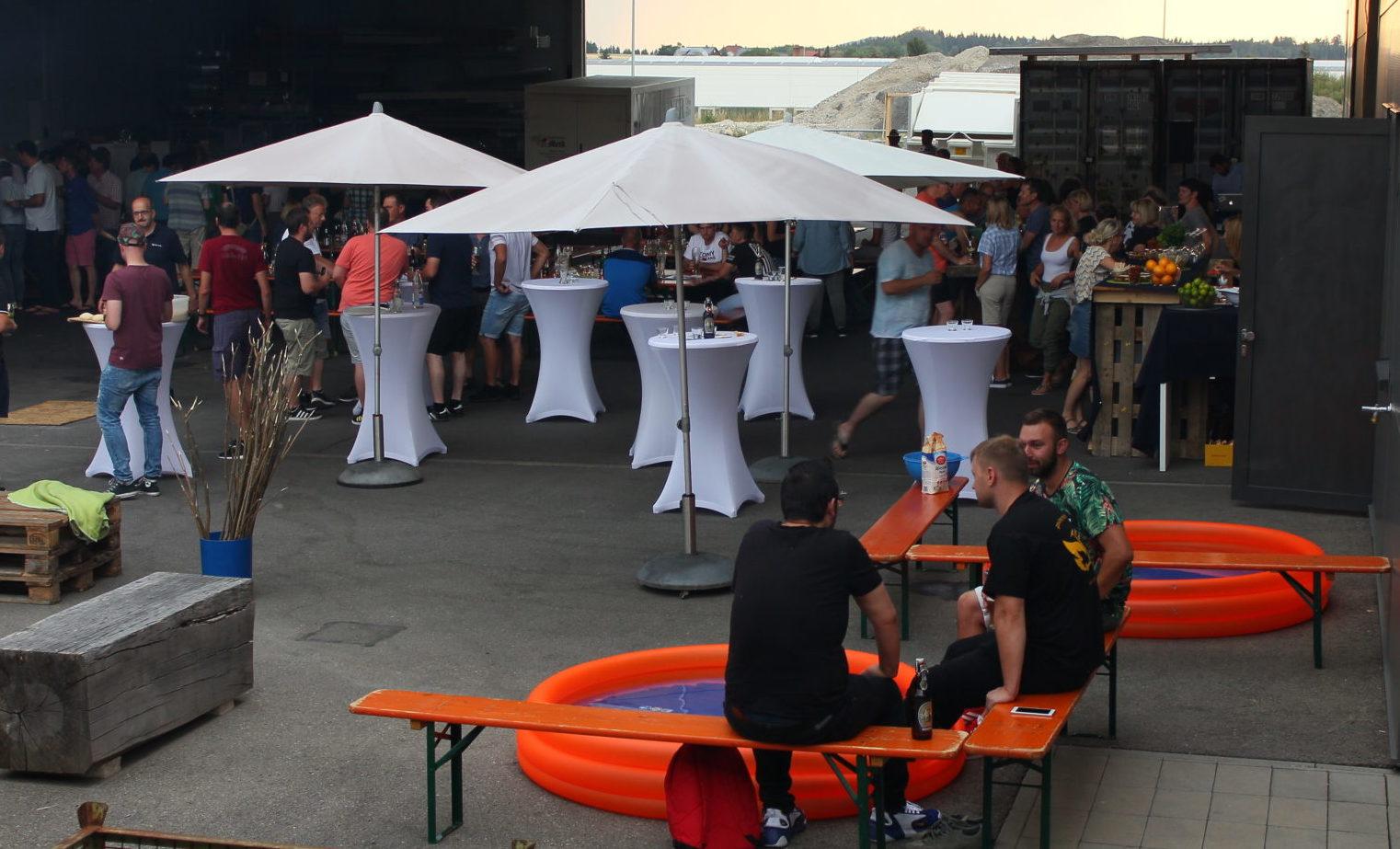 Sommerfest 2019 der Thomas Preuhs Holding GmbH